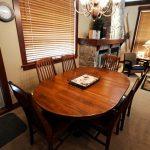 Stonebridge Lodge dining area