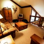 Stonebridge Lodge loft area