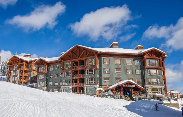 Stonebridge Lodge ski-in, ski-out