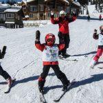 Snow activities at Stonebridge