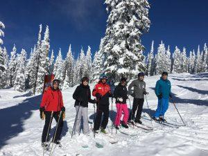 Masters Crew at Big White Ski Resort