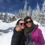 Fun with friends at Big White Ski Resort