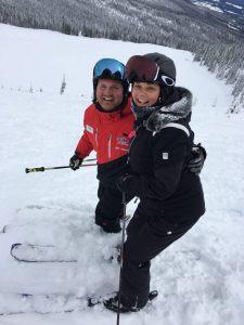 Women's ski week at Big White