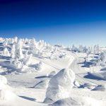 Big White snow ghosts