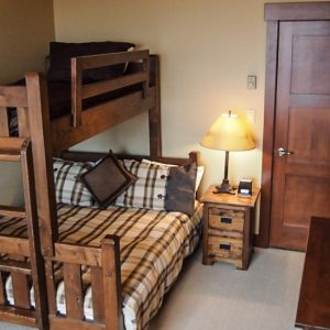 Stonebridge Lodge bunk beds