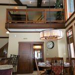 Stonebridge Lodge entrance and loft