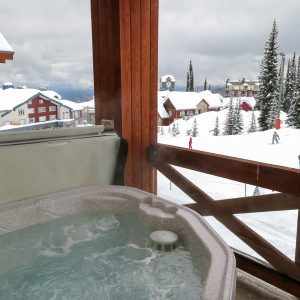 Stonebridge Lodge Hot Tub