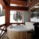 Stgonebridge Lodge Hot Tub