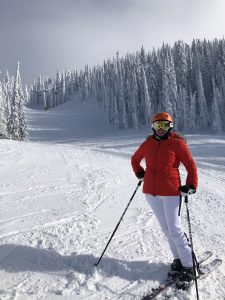 Skiing at Big White Ski Resort