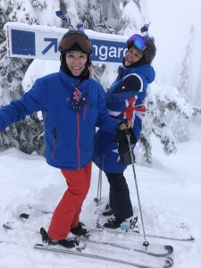 Skiing with friends never felt better at Big White Ski Resort
