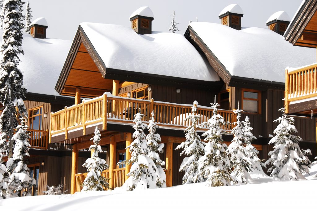 Cabins at Big White Ski Resort