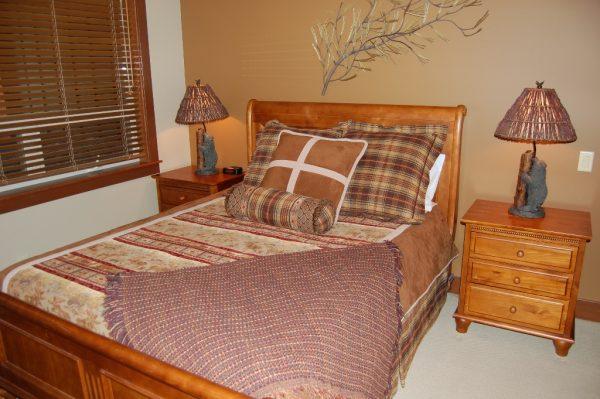 Stonebridge Lodge - 3 bedroom condo - Bedroom