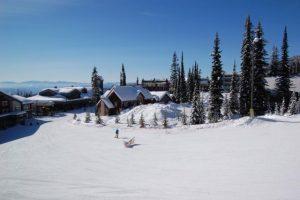 Stonebridge Two Bedroom Hot Tub -SB1405-View to Village and Ski Run