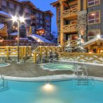 Stonegate Resort is popular with families