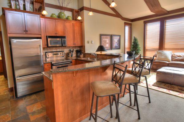 Stonegate Resort - Three Bedroom - Kitchen
