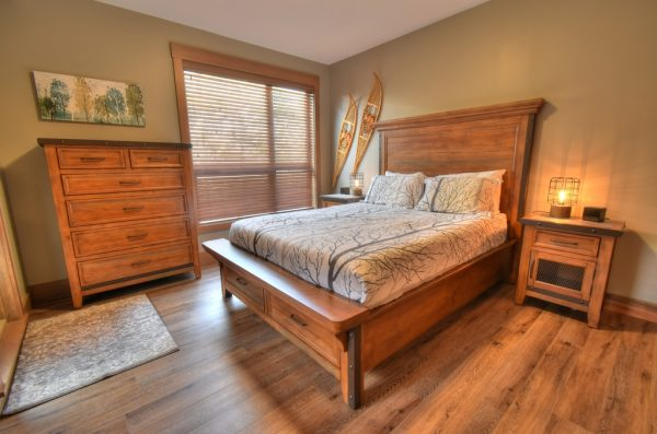Stonegate Resort - Master Bedroom - Three Bedroom Condo