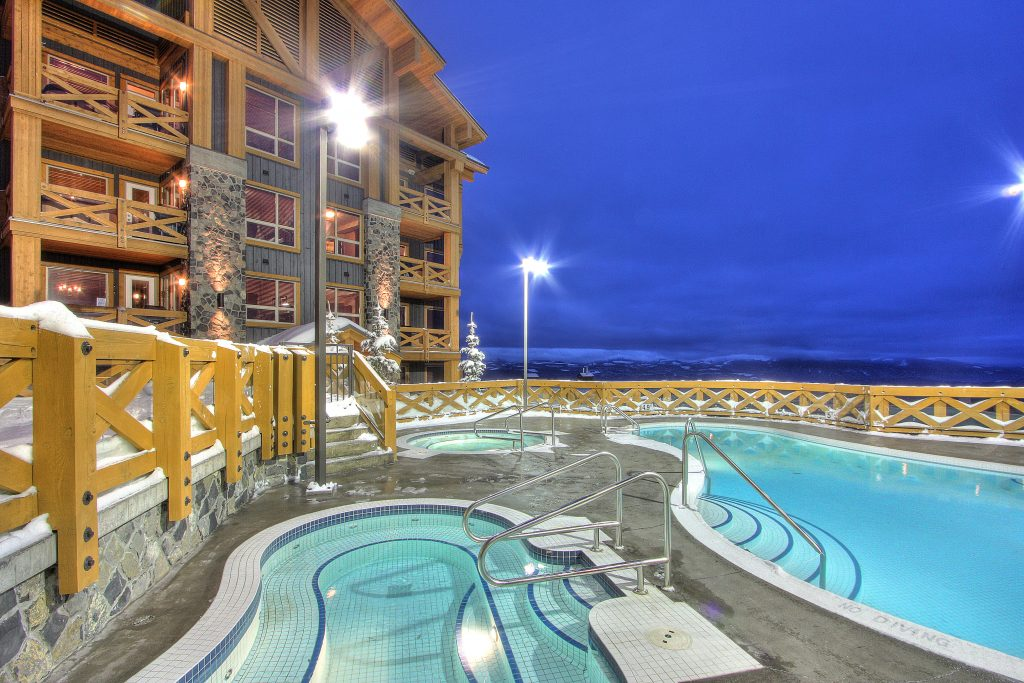 Stonegate Resort Hot Tub & Pool