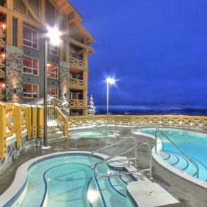 Stonegate Resort Hot Tub & Pool